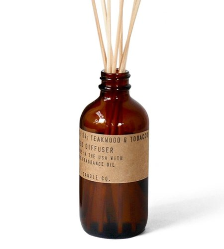 P.F. Candle Co. Candle & Co Teakwood Tobacco Diffuser