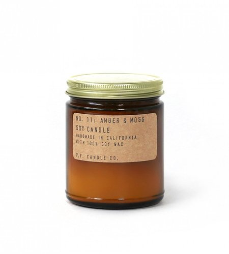 P.F. Candle Co. Candle & Co Amber Moss Standard