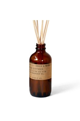 P.F. Candle Co. Candle & Co Amber Moss Diffuser
