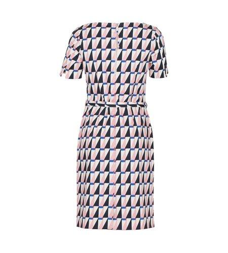 Le Pep Dress Alice Navy Rt Design