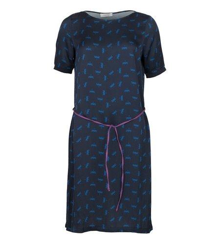 Le Pep Dress Avery Navy Libelle