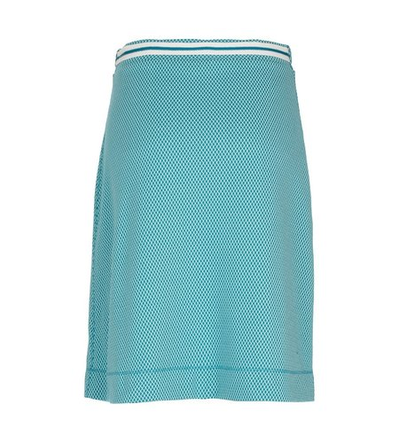 Le Pep Skirt Aleid Green Multi Graphic
