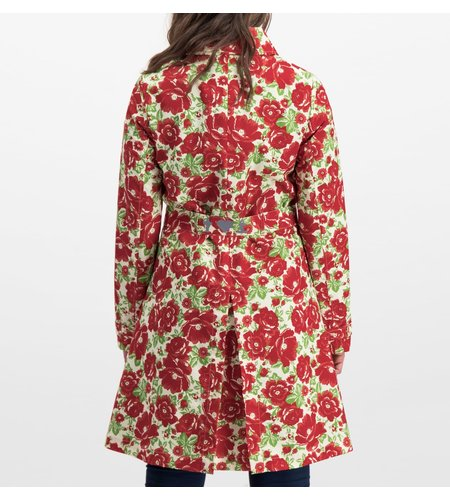 Blutsgeschwister Spy Of Love Trenchcoat Poppy Power