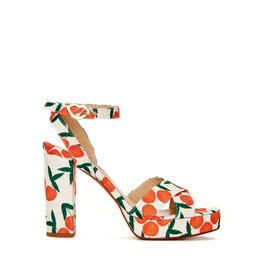 Fabienne Chapot Nolita Pump Canvas Feeling Peachy