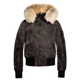 Goldbergh Guerra Jacket Fur
