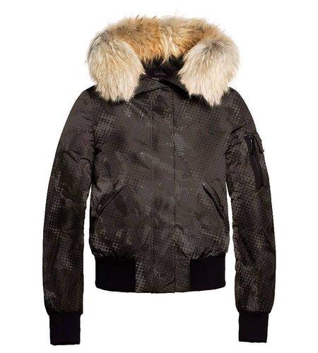 Goldbergh Guerra Jacket Fur Earth
