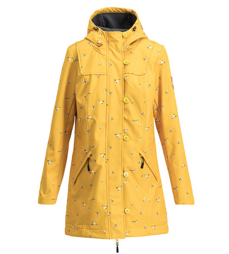 Blutsgeschwister wild weather long anorak 7