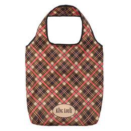 King Louie Check Eco Bag