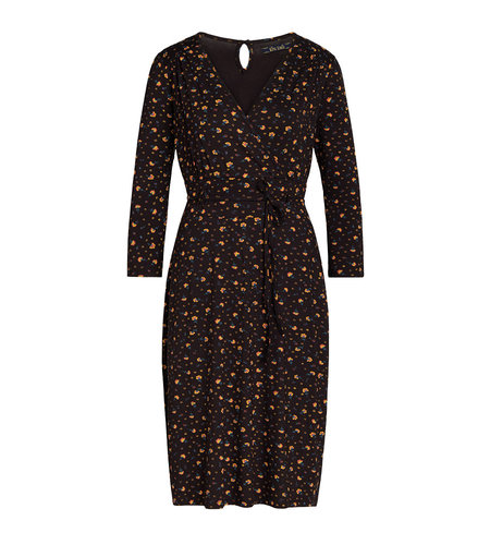 King Louie Cecil Dress Honky Tonk Black