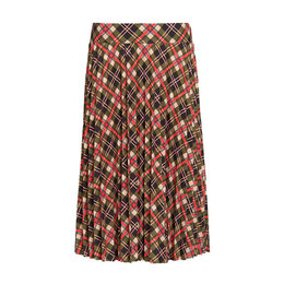 King Louie Border Plisse Skirt Plisoley