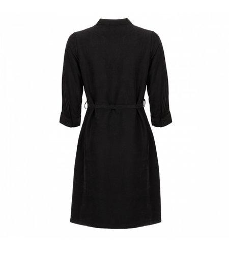 Le Pep Dress Barbera Black