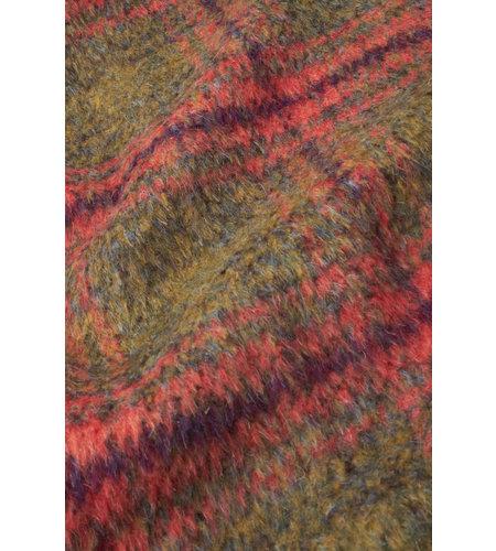 King Louie Amelie Coat Mississippi Olive Green