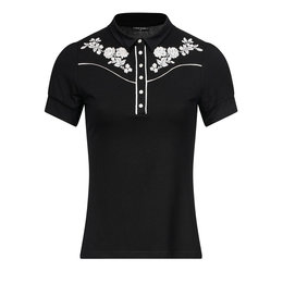 Vive Maria French Cowgirl Shirt black