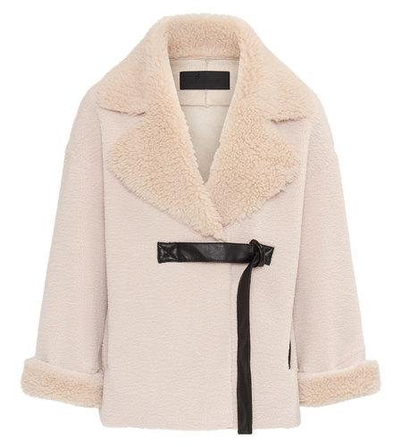 Goosecraft Macy Coat Off White