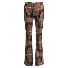 Tessa Koops Flare Velvet Pants