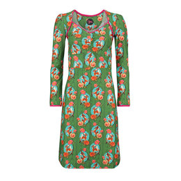 Tante Betsy Dress Lala Kitschy Deer