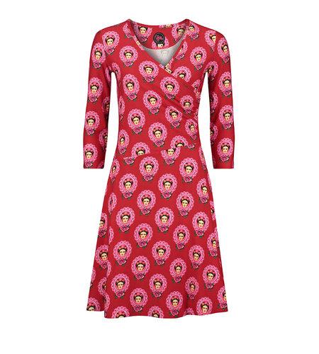Tante Betsy Dress Tango Frida Red