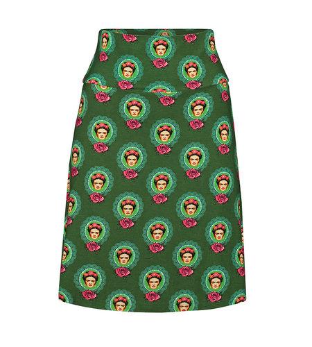 Tante Betsy Skirt Frida Green