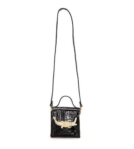 Fabienne Chapot Karma Mini Bag Black