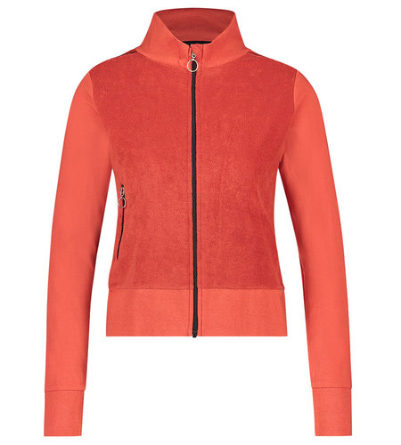 IEZ! Jacket Terry Red
