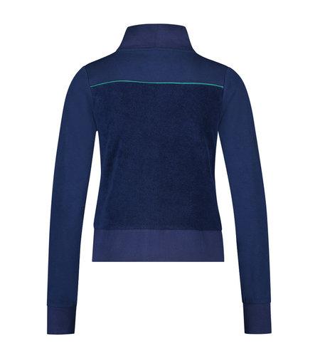 IEZ! Jacket Terry Blue