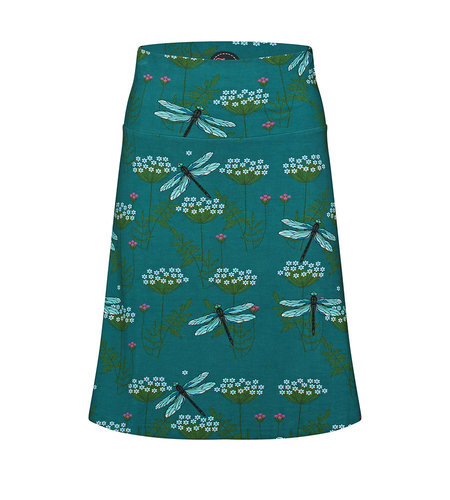 Tante Betsy Skirt Dragonfly Petrol
