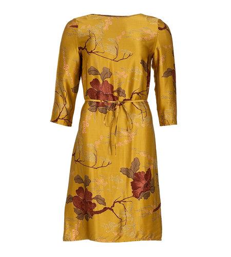 Le Pep Dress Becky Honey Dessin