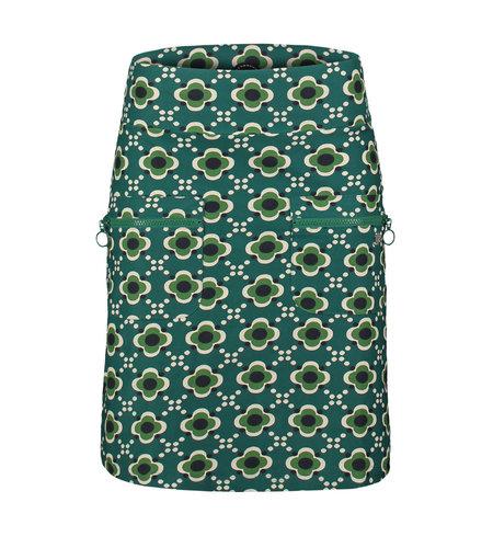 Tante Betsy Zippie Skirt Retro Connection Green