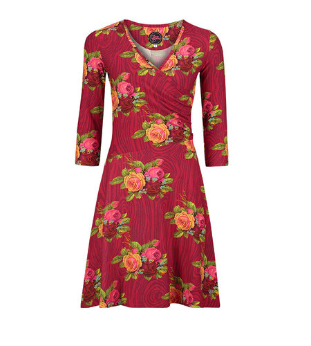 Tante Betsy Dress Tango Woody Rose Red