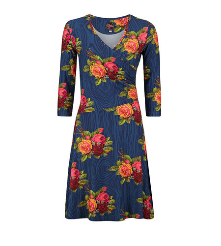 Tante Betsy Dress Tango Woody Rose Blue