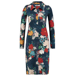 IEZ! Dress Polo Jersey Print