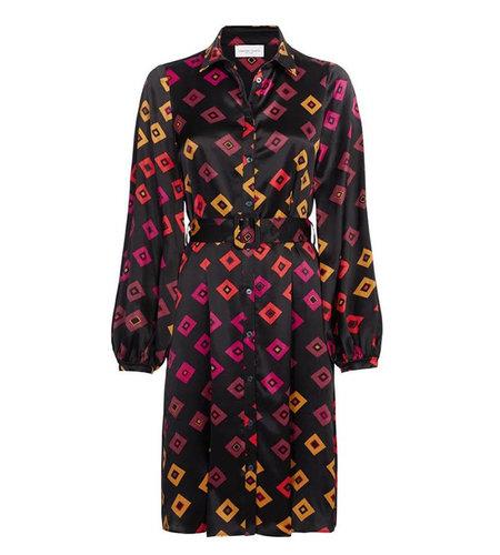 Fabienne Chapot Samantha Short Dress Black