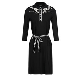 Vive Maria French Cowgirl Dress black