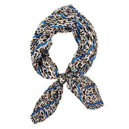 Sarlini Printed Scarf Square 1