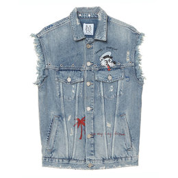 Zoe Karssen Obsession Denim Jacket