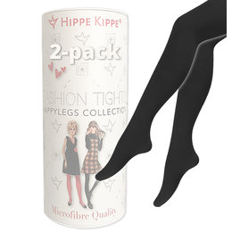 Hippe Kippe Fashion Tights 60 Denier 2-pack