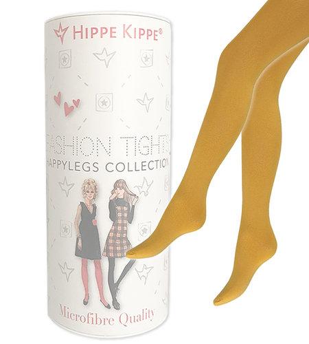 Hippe Kippe Fashion Tights 60 Denier Ocre