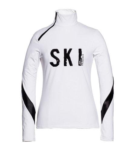 Goldbergh Ski Pully White