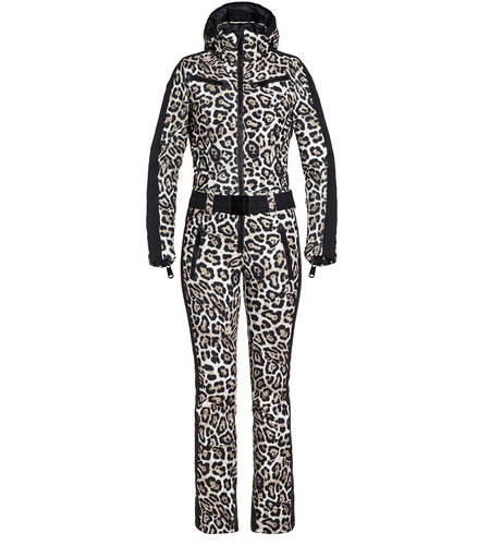 Goldbergh Cougar Jumpsuit No Fur Leopard