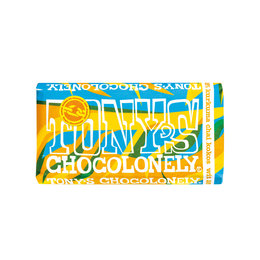 Tony's Chocolonely Wit Kur Chai Kokos