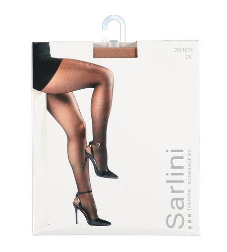 Sarlini Panty 20 Den 2-pack Amande