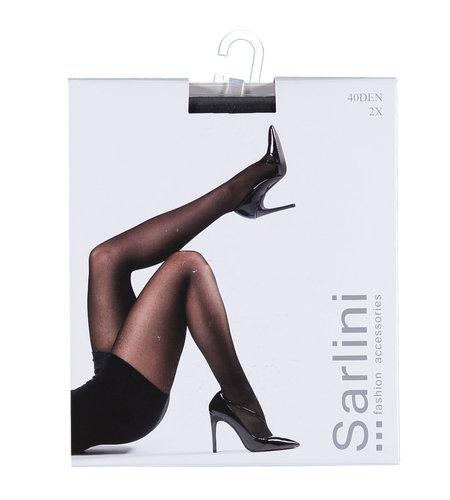 Sarlini Panty 40 Den 2-pack Graphite