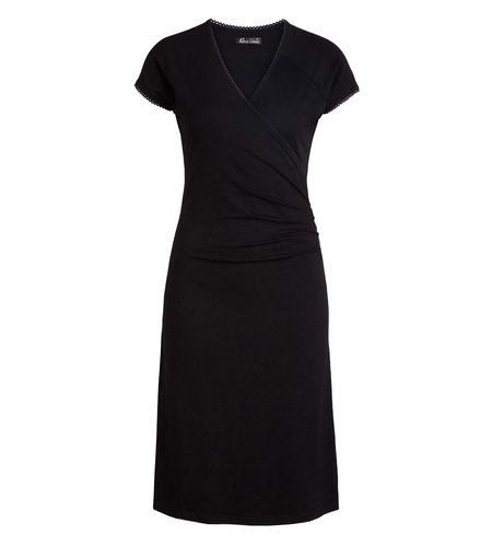 King Louie Cross Dress Ecovero Classic Black