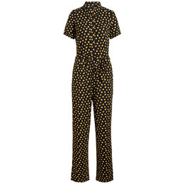 King Louie Rosie Jumpsuit Petal