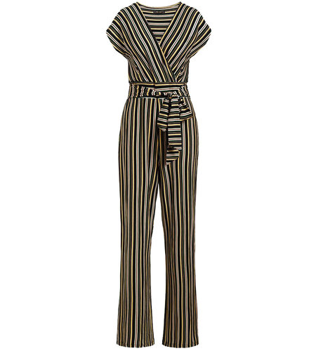 King Louie Lot Jumpsuit Gelati Black