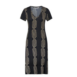 IEZ! Dress Jersey Print
