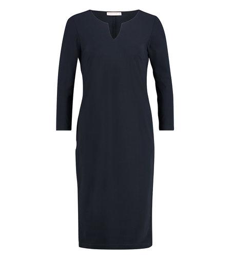 Studio Anneloes Simplicity Dress Dark Blue