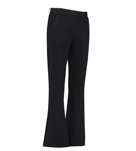 Studio Anneloes Flair Bonded Trousers Black