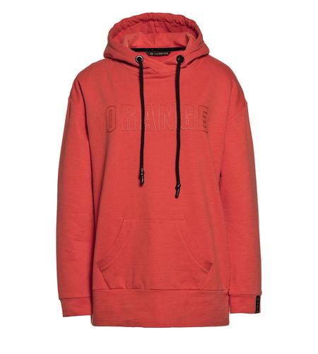 Goldbergh Goldbergh Ronja Sweater Hooded Orange