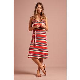 King Louie Isa Cami Dress Playa Stripe